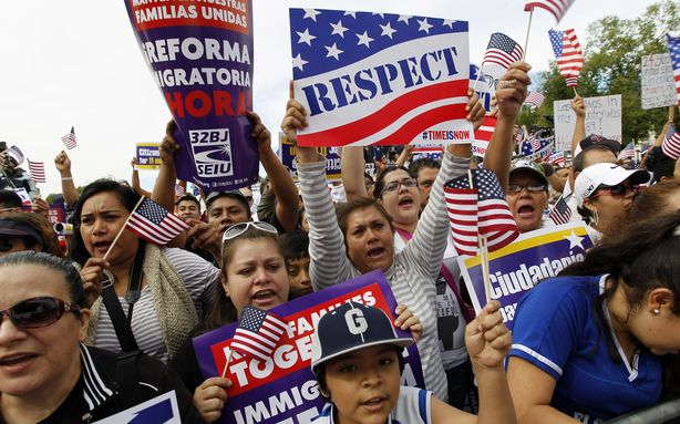Pushing Inaction on Immigration