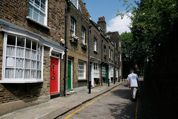 Little Green Street Included In Worldwide Travel Book