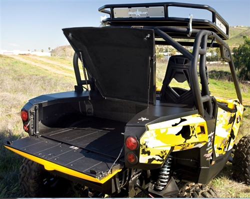 Storage Solutions For Can Am Commander