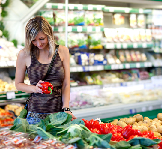 7 Sound Nourishment Shopping Tenets To Live By