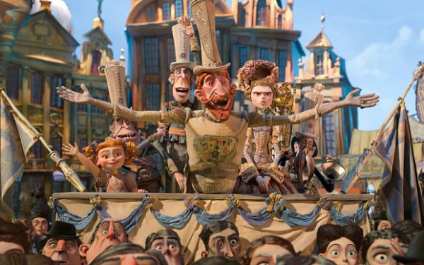 The Boxtrolls Is Engrossing For Youngsters And Grown-Ups