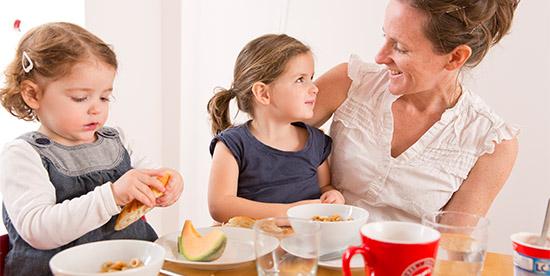 Choosing The Right Snacks For Children