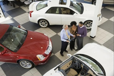 Cheap Gas Prices and Vehicle Sales
