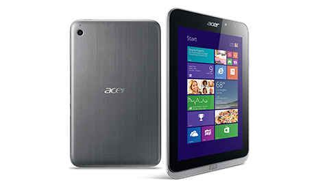 Acer Iconia W4-820 Tablet PC Review