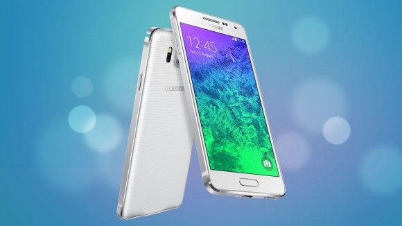 Samsung Galaxy Alpha – Galaxy Smartphone With Metal