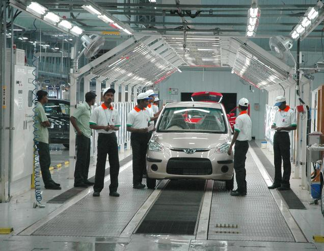 Automotive Industry and Other Sectors Generate Jobs In Chennai