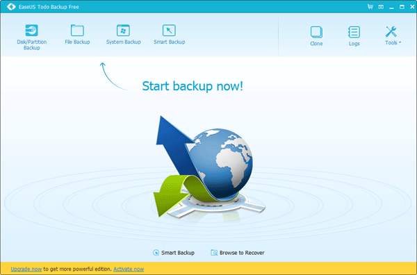 The Most Reliable Backup & Recovery Software