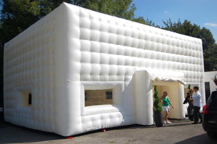 Top 5 Inflatable Building That Are Useful In People's Life