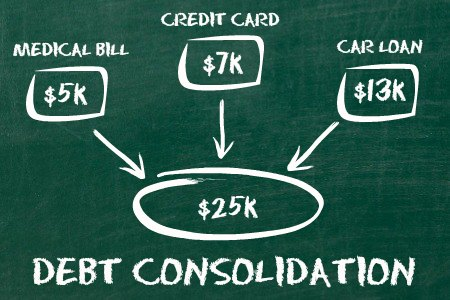 Debt Settlement vs. Debt Consolidations