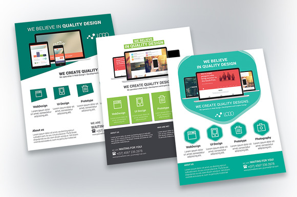 A Marketing Guide To Club Flyers For Web Development and Design Companies