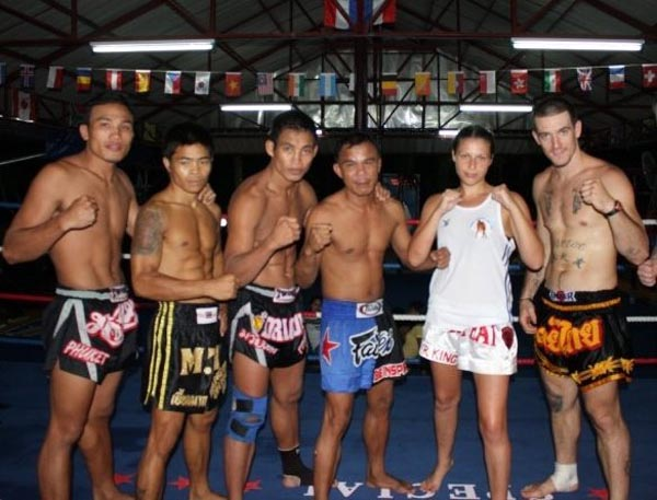 Getting Fit With Muay Thai Program