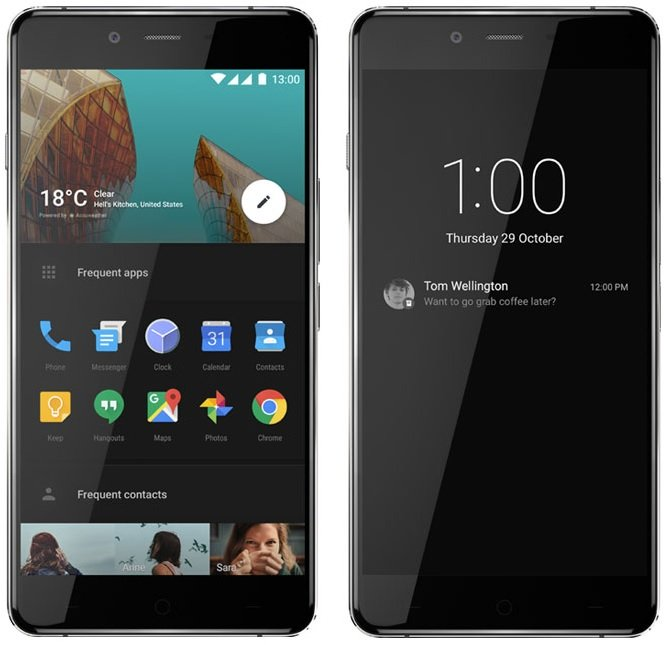 5 Best Screens From Android Based Smartphones