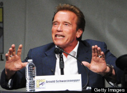 Guns in Movies are Just 'Entertainment', says Arnold Schwarzenegger