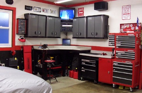 Converting Your Garage Into a Home Workshop