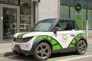 Green transportation - Shutterstock