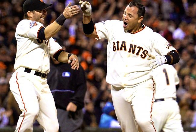 Giants Rotation Loses Its Luster