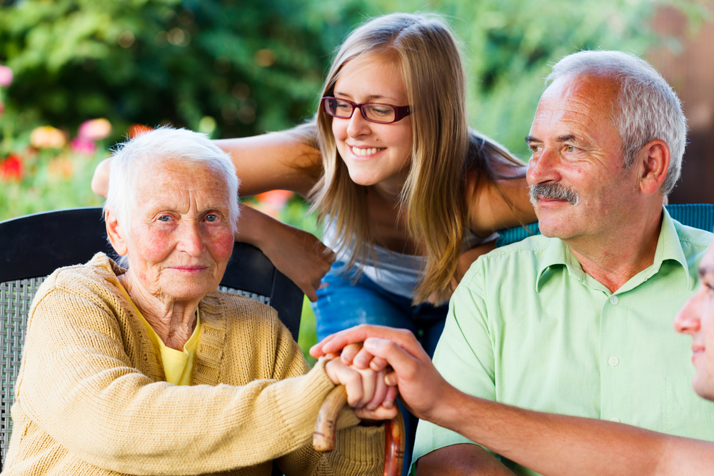 Caring For A Family Member: Looking After Yourself When Looking After A Family Member