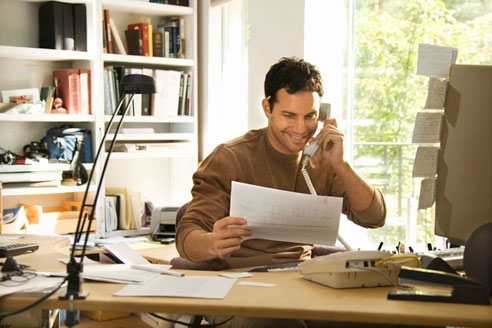Handy Tips For Working At Home