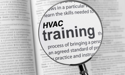 Finding Secure Employment Is Easy When You Have HVAC Training and Certification