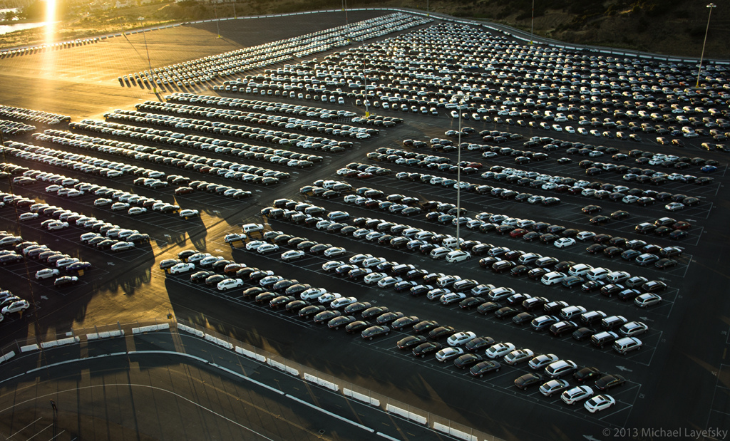A Look At New Car Sales In The U.S.