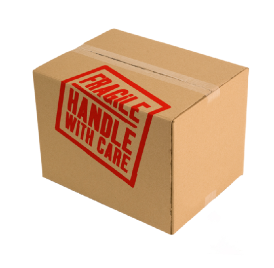 Are Fragile Parcels Truly Handled With Care?