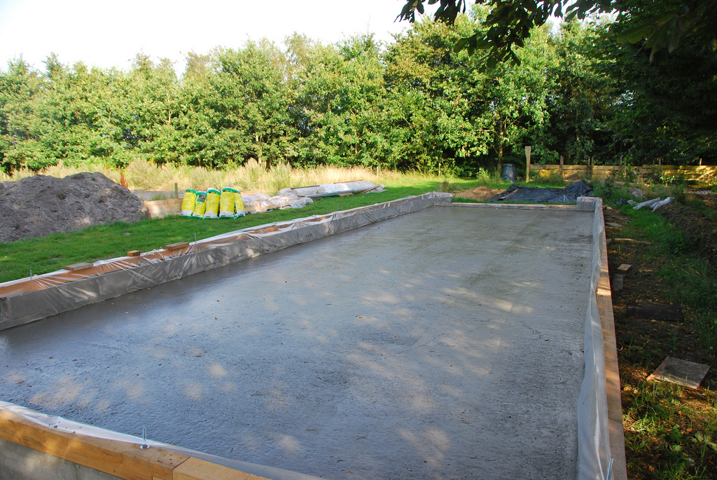 An Overview Of The Foundation Laying Process