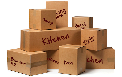 Calm The Chaos: 6 Keys To An Efficient Move With Children