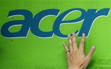 Acer Eyes 25 In Banking Sector Biz In India