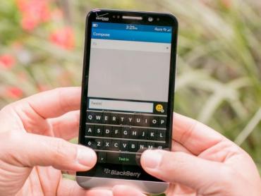 BlackBerry's Head Of BBM Has Left The Company