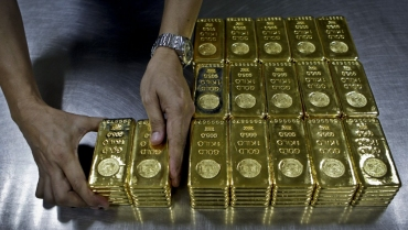 China Has Been Secretly Stocking Up On Gold