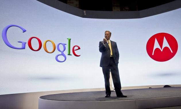 Google to sell Motorola smartphone business to Lenovo for $2.9 billion