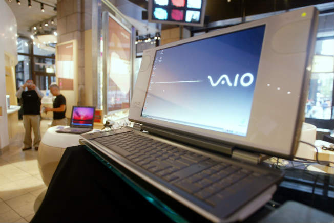 Sony sells Vaio PC business to focus on mobile, splits out TV biz, & cuts 5,000 jobs