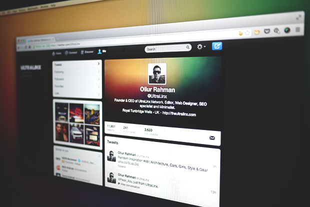 Twitter's New Layout Offers Great Web Design Ideas