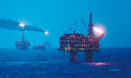UK cabinet warns Scotland over North Sea oil