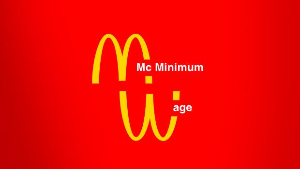 McDonald's Worker Budget: The Financial Literacy Behind $7.25 Per Hour Minimum Job Wage
