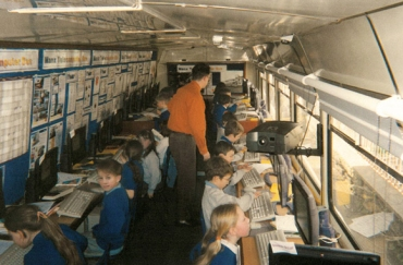 Apple Coronets 'Computer Bus Man' Alex Townsend As Mac Marvel