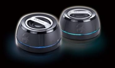 Genius GX Gaming SP-i250G Portable Stereo Gaming Speakers