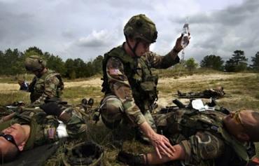 Life-saving Technology On The Battlefield