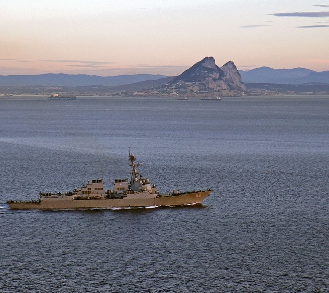 Navy SEALs Take Control Of Hijacked Tanker In Mediterranean