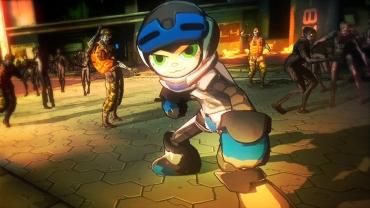Yaiba: Ninja Gaiden Z Video Game Preview