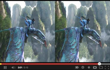 How to watch 3D movies at home in a simple way with great experience.