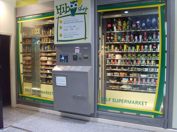 Advantages Of Having Vending Machine Business