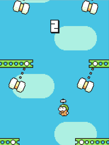 Do You Think You Can Play Swing Copters?