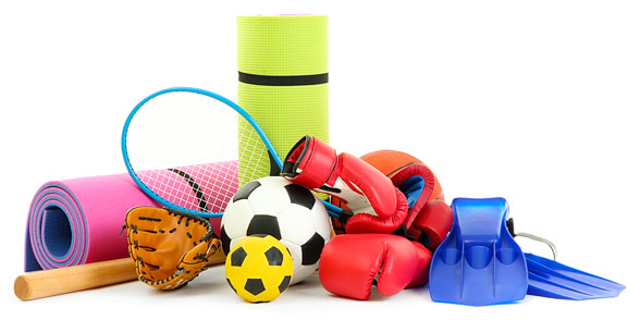 Enjoy Great Savings on Sports and Outdoors Equipment