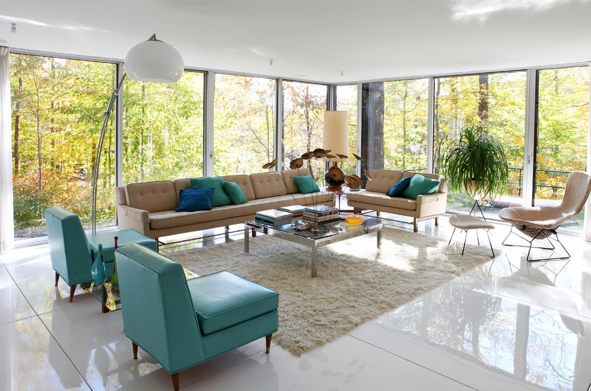 How To Select Contemporary Furnishings To Compliment The Interior Of Your Home?