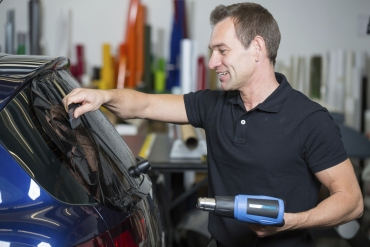 How You Can Take Care of The Tinted Glass Windows