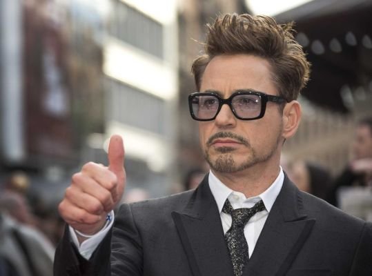 Robert Downey Jr. Tops Forbes' List Of Top Earning Actors