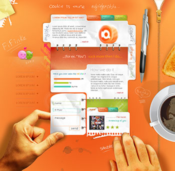 How To Design An Attractive Website And Professional