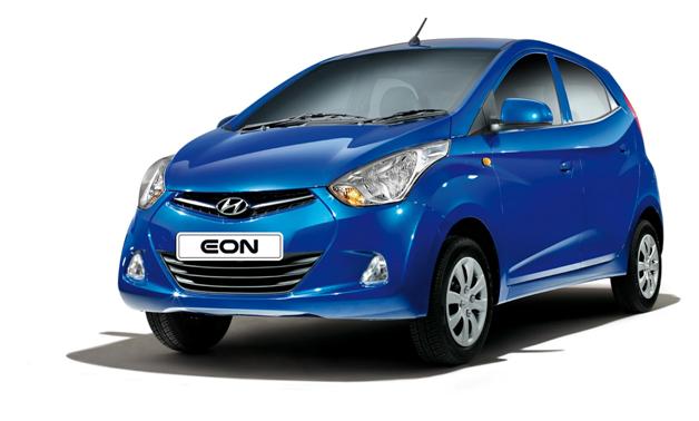 Hyundai Eon price
