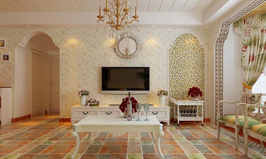 Application Hacks For Ceramic Tile In Space With Different Style